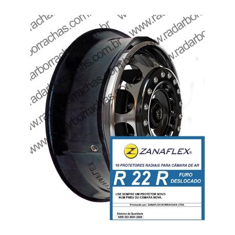Protetor R-22 RADIAL Furo Deslocado Zanaflex