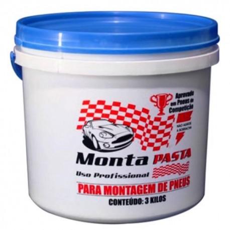 PASTA P/MONT PNEU ( GALÃO 03 Kg ) MONTA