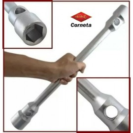 """CHAVE DE RODA 30"""" X 32"""" CORNETA 50cm"""