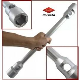 """CHAVE DE RODA 32"""" X 33"""" 50cm CORNETA"""