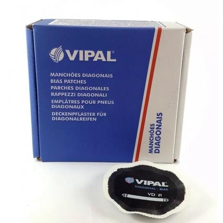 MANCHÃO À FRIO VD-01 60mm COM 30 VIPAL