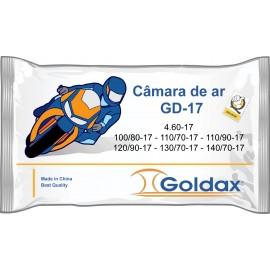CÂMARA DE AR PARA MOTO GD-17 TR-4 GOLDAX