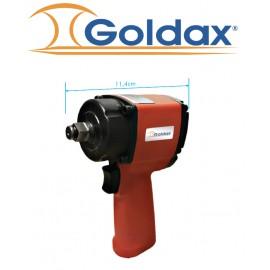"""MINI CHAVE DE IMPACTO DE 1/2"""" ( 58kg ) GOLDAX"""