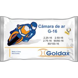 CÂMARA DE AR PARA MOTO G-16 TR-4 GOLDAX