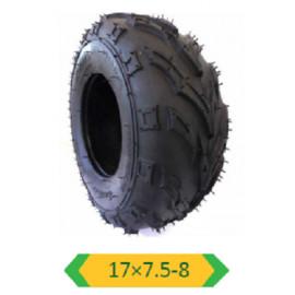 PNEU 17x7.5-8 MINI-VEÍCULOS RX